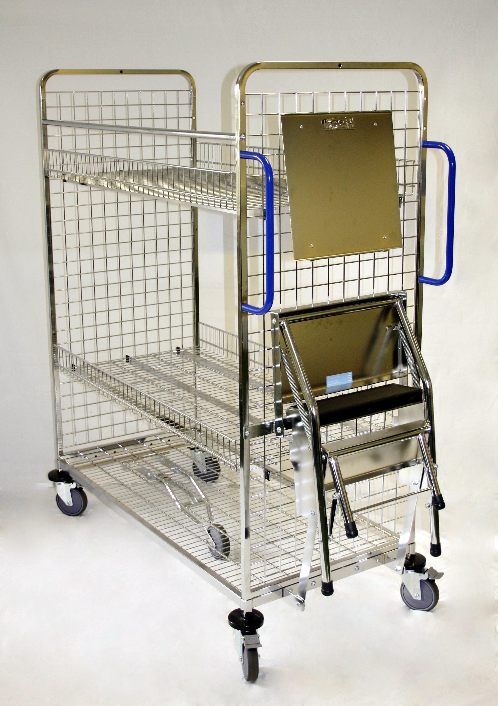 Vari-Pick Trolley