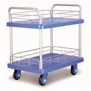 Double Platform Trolley