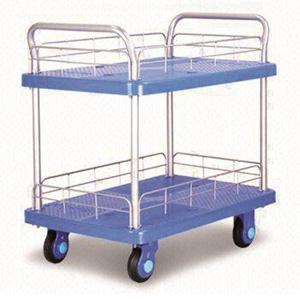 Double Platform Trolley