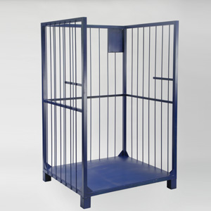 Heavy Duty Sortation Cage